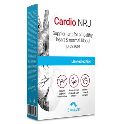 Cardio NRJ cápsulas - opiniones, precio, foro, mercadona - España