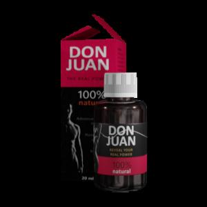 DonJuan gotas - opiniones, precio, foro, mercadona - España