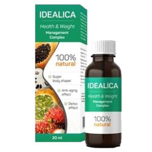 Idealica gotas - opiniones, precio, foro, mercadona - España