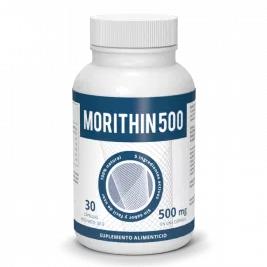 Morithin 500 cápsulas - opiniones, precio, foro, mercadona - Mexico España